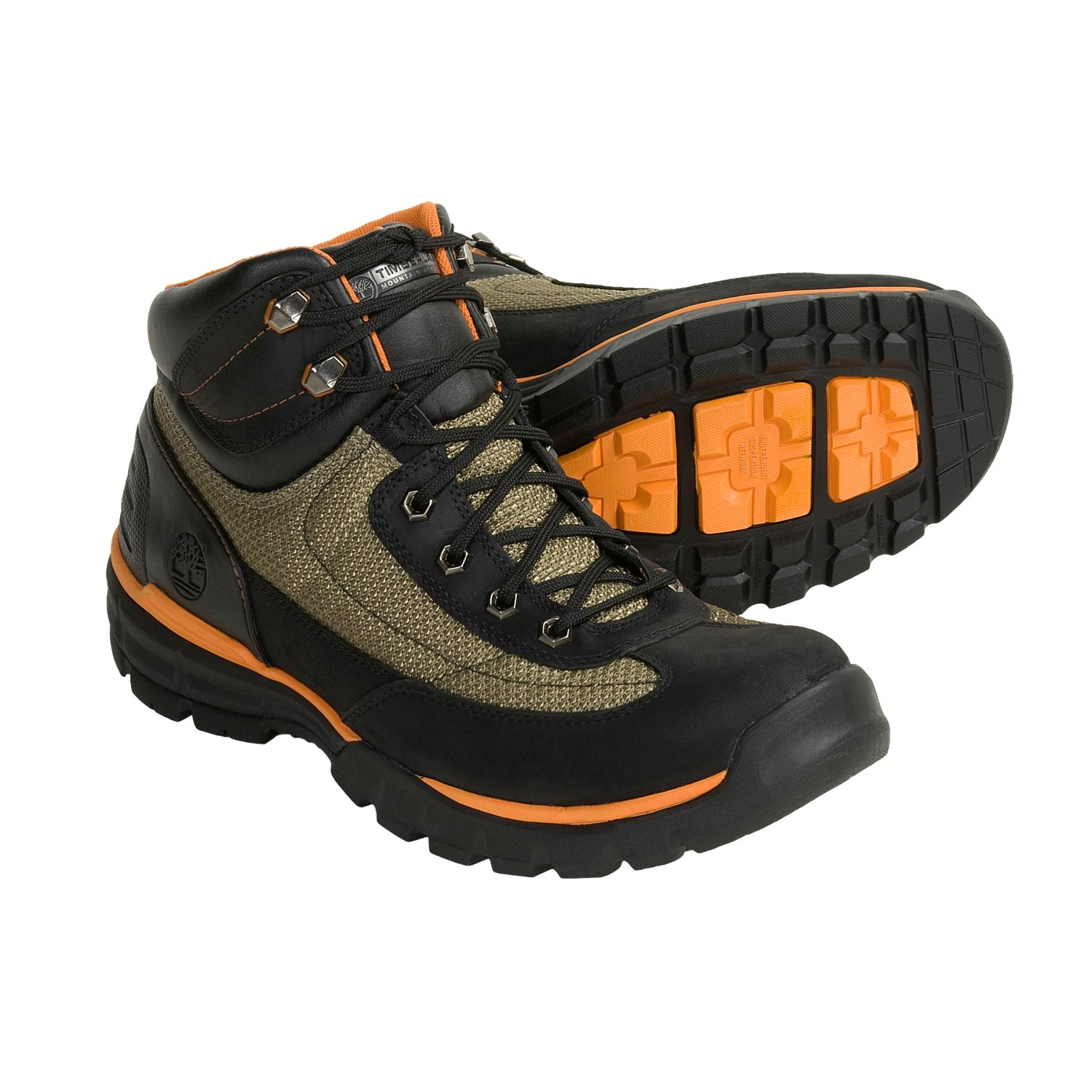 I Bought Some Timberland Boots Similar To These