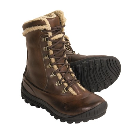 Timberland Mount Holly Winter Boots - Waterproof, Insulated, Leather (For Women)