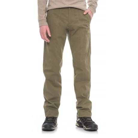 Jack Wolfskin Drake Pants - Organic Cotton (For Men)