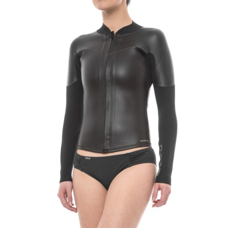 DaKine Neoprene Jacket Rash Guard - UPF 50, 2mm, Long Sleeve (For Women)