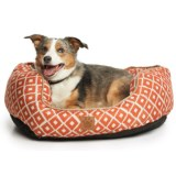 """Precision Pet Products Snoozzy Ikat Daydreamer Dog Bed - 22x26"""""""