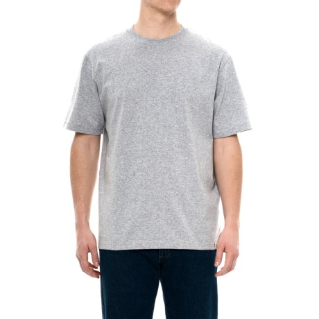 Carhartt Solid Cotton-Blend T-Shirt - Short Sleeve, Factory 2nds (For Big and Tall Men)