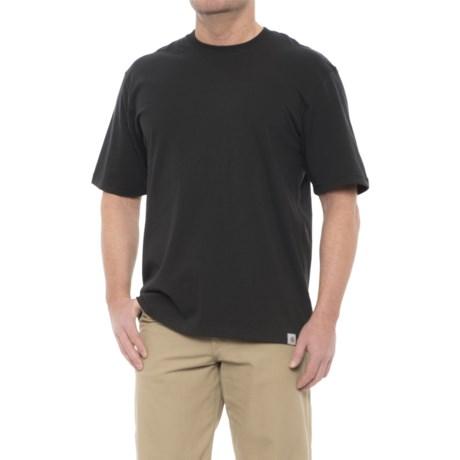Carhartt Solid Cotton-Blend T-Shirt - Short Sleeve, Factory Seconds (For Men)
