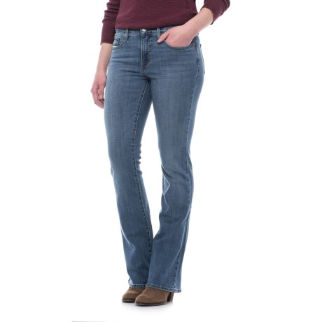 Levi's 315 Shaping Bootcut Jeans (For Women)