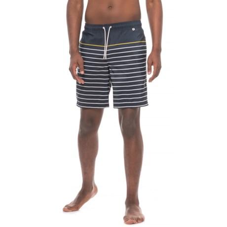 Sunseeker Striped Swim Trunks (For Men)