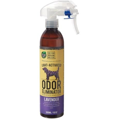 Reliq RELIQ Pet Odor Eliminator - 10 fl.oz., Lavender