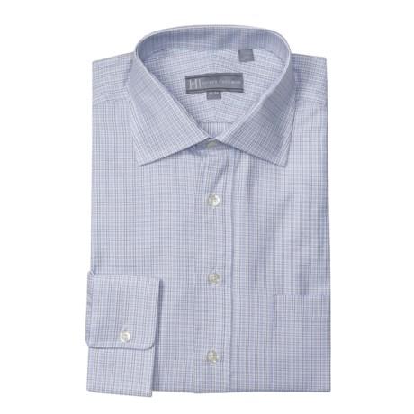 Hickey Freeman Plaid Dress Shirt - Spread Collar, Long Sleeve (For Men)