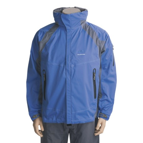Bluestorm Latitude 33 Jacket - Waterproof, Stretch Fabric (For Men)