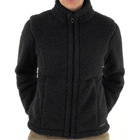 ExOfficio Sheeba Fleece Jacket - Full Zip (For Women)