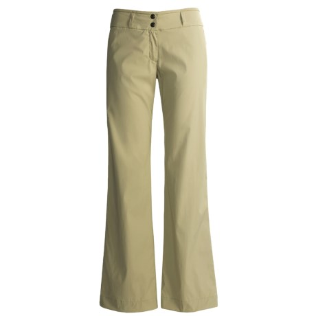 ExOfficio Meander Bend Pants - Stretch Nylon (For Women)