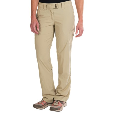 ExOfficio Nio Nycott Nylon Nomad Roll-Up Pants - UPF 30 (For Women)