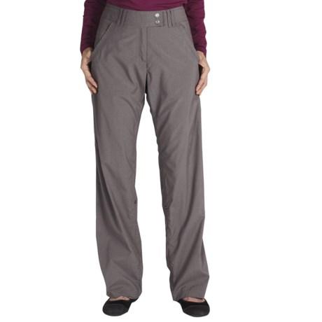 ExOfficio Nio Nycott Nylon Nomad Roll-Up Pants - UPF 30 (For Women)