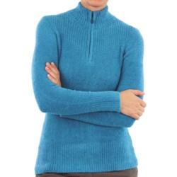 ExOfficio Irresistible Sweater - Zip Neck (For Women)