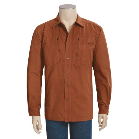 ExOfficio Takeover Trekr Shirt - UPF 30+, Long Sleeve (For Men)