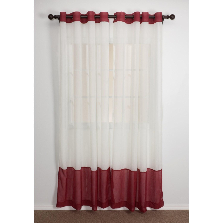 Curtain bath outlet 2