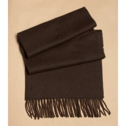 Moon Solid Heather Scarf - Cashmere