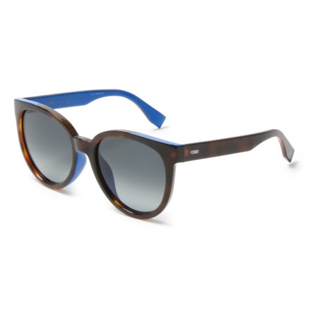 Fendi Large Mod Cat Sunglasses (For Women)