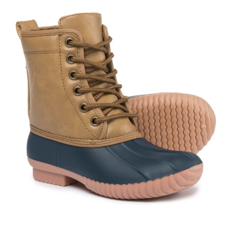 Capelli New York Duck Boots (For Girls)