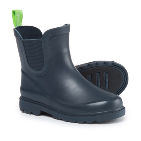 Capelli New York Rubber Rain Boots - Waterproof (For Boys)