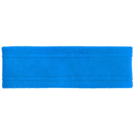 Screamer Wide Fleece Headband (For Kids)