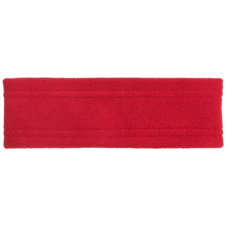 Screamer Wide Fleece Headband (For Kids)