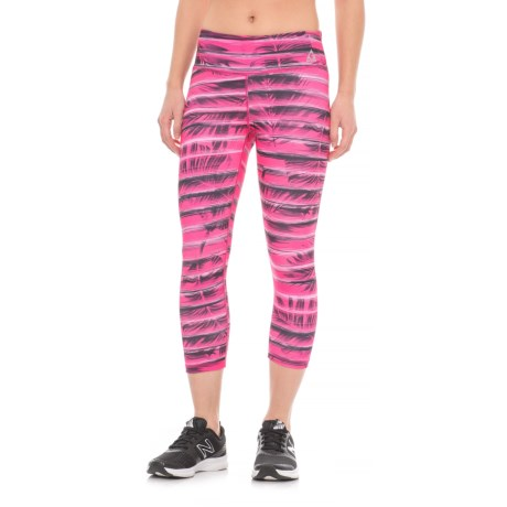 Gerry Palm Breeze Capri Leggings - UPF 30+ (For Women)