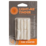 UST Light-Me Tinder Fire Starter Sticks - 8-Pack