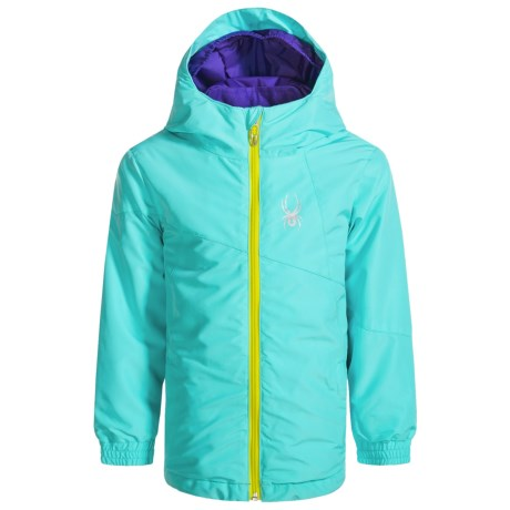 Spyder Bitsy Reckon 321 3-in1 Jacket - Insulated (For Little Girls)