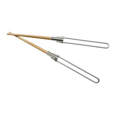 Brunton Flipsticks Folding Bamboo Chopsticks