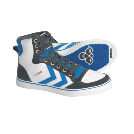 Hummel Stadil High Top Shoes - Leather, Sneakers (For Men)