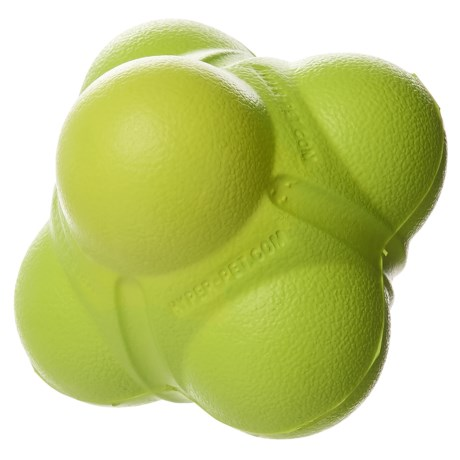 Hyper Pet Hyper Chewz Bumpy Ball Dog Toy