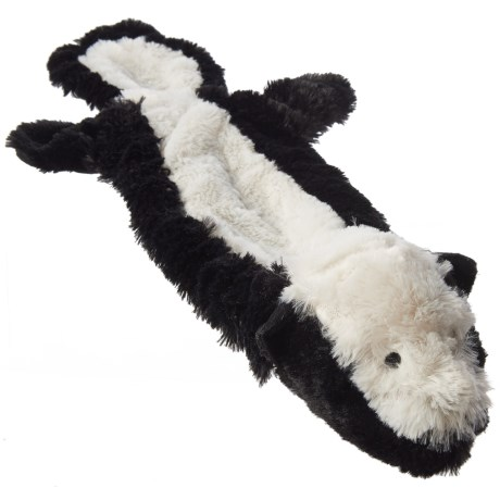 Hyper Pet Critter Skinz Skunk Squeaker Dog Toy - Extra Large