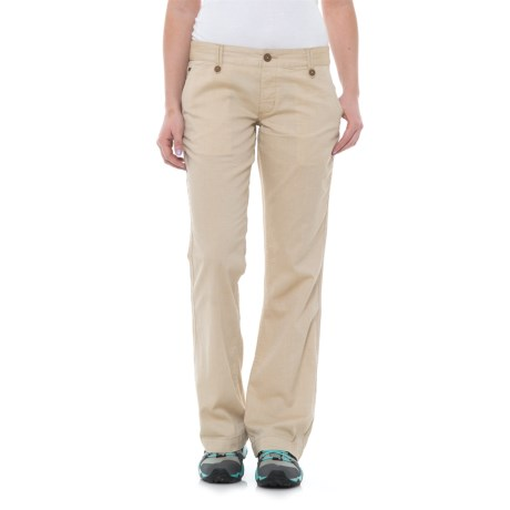 Mountain Khakis Island Pants - Relaxed Fit (For Women)