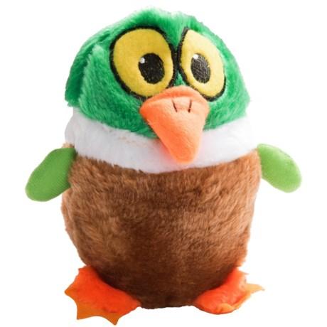 Aspen Pet Grunts Duck Dog Toy