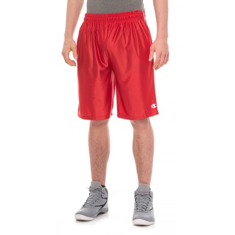 "Champion Active Shorts -10"" (For Men)"