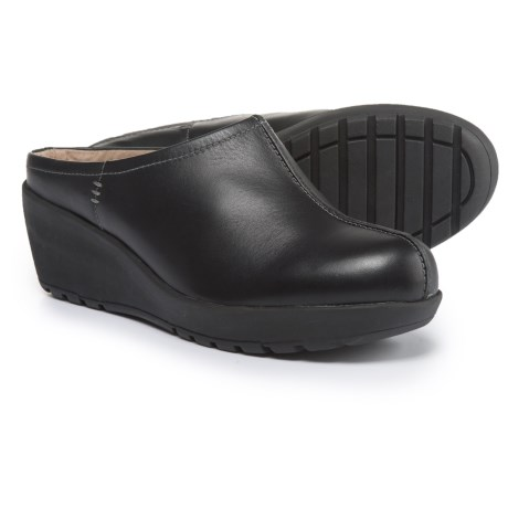 Easy Spirit Jaiva Mule Shoes - Leather (For Women)
