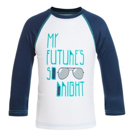 Mott 50 Mini Jeff Active Shirt - UPF 50, Long Sleeve (For Boys)