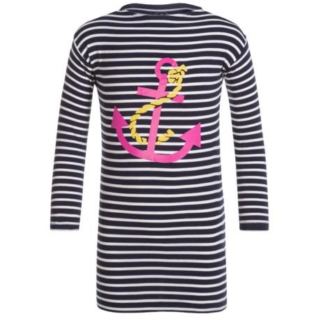 Mott 50 Mini Toni Dress - UPF 50, Long Sleeve (For Toddler Girls)