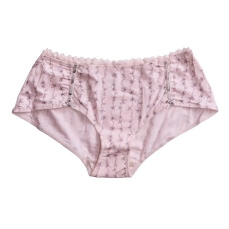 Calida Happyness Panties - Boy-Cut Briefs, Cotton (For Women)