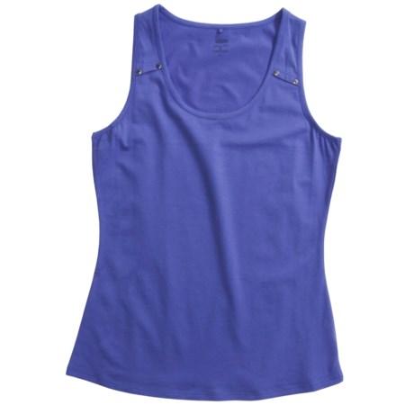 Calida Mix & Match Tank Top - Stretch Jersey Cotton (For Women)