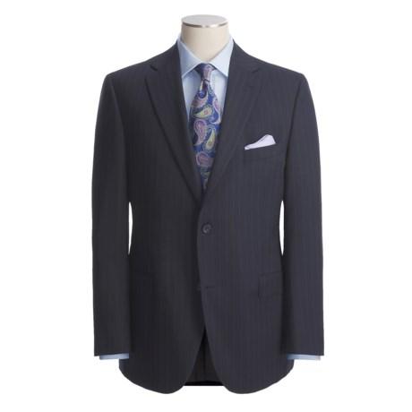 Jack Victor Track Stripe Suit - Wool (For Men)