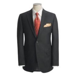 Jack Victor Slim Jim Stripe Suit - Wool (For Men)