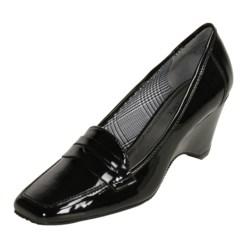 AK Anne Klein Santiago Loafer Shoes - Wedge Heel (For Women)