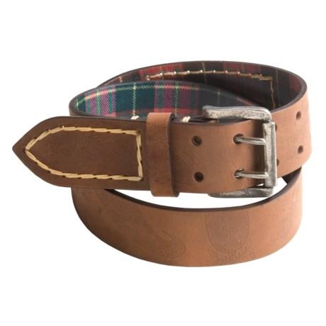 Robert Graham Donovan Belt - Leather (For Men)