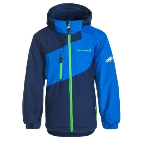 Free Country Boarder Ski Jacket - Insulated (Big Boys)