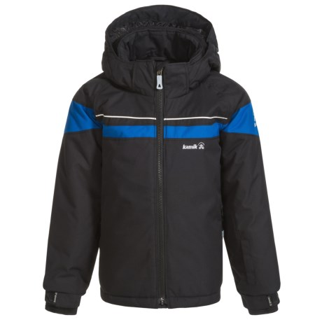 Kamik Jax Ski Jacket - Insulated (For Little Boys)