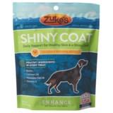 Zuke's Zuke's Enhance Shiny Coat  Chicken and Chickpea Dog Treats - 5 oz.