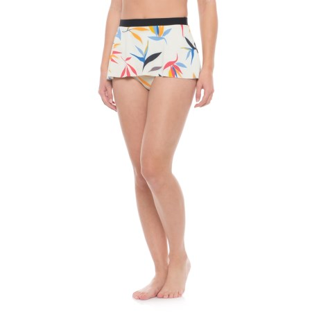 Seea Makala Skirted Brief Bikini Bottoms (For Women)