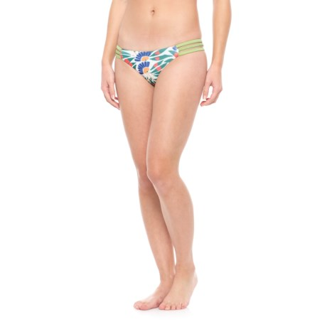 Seea Capitola Reversible Brief Bikini Bottoms (For Women)