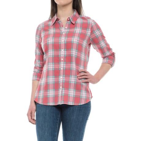 Aventura Clothing Sheridan Shirt - Organic Cotton, Long Sleeve (For Women)